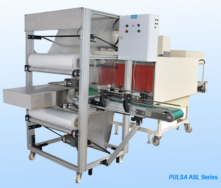 shrink wrapping machine (collating)